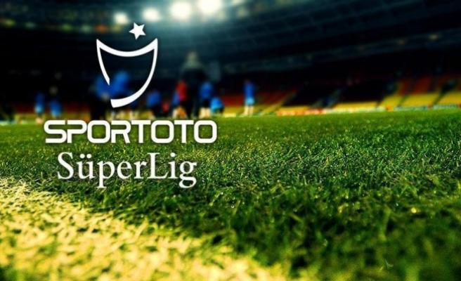 Spor Toto Süper Lig'de 29. hafta heyecanı