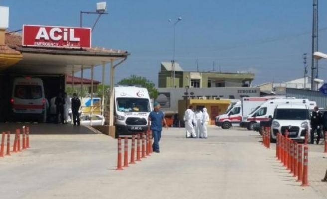 Suriye sınırımızda kimyasal saldırı iddiası: 43 ölü, 200 yaralı