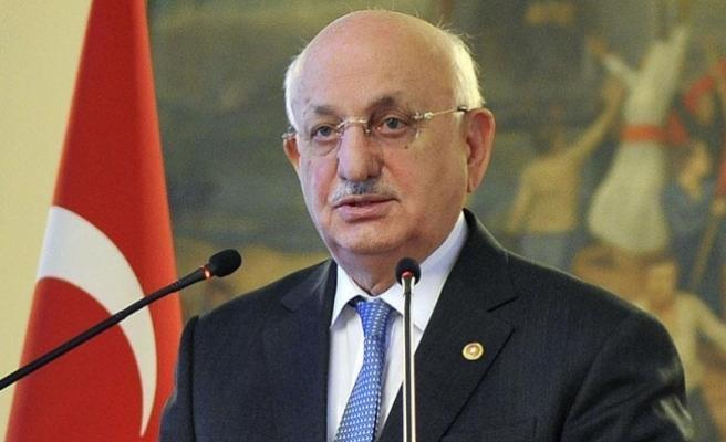 TBMM Başkanı Kahraman: AKPM'nin kararı eli kanlı terör örgütlerine güç verir niteliktedir