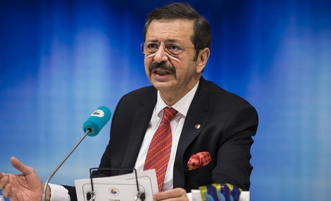 Hisarcıklıoğlu: Kıbrıs'ın Doğu Akdeniz'de bir istikrar adası olmasını istiyoruz