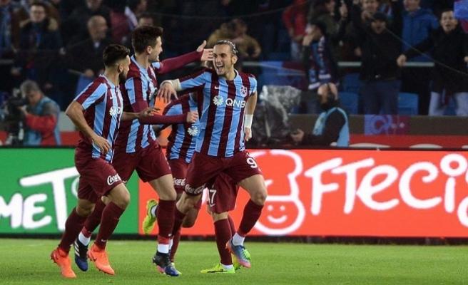 Trabzonpor yükselişini sürdürmek istiyor