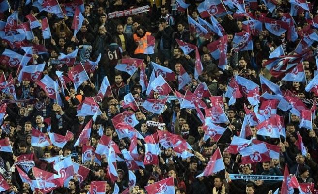 Trabzonspor-Beşiktaş maçının biletleri tükendi