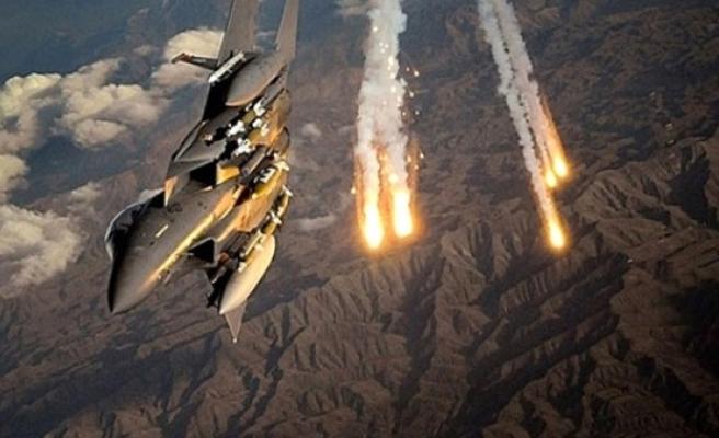 TSK'dan Sincar ve Suriye'nin Kuzeydoğusuna Hava Harekatı