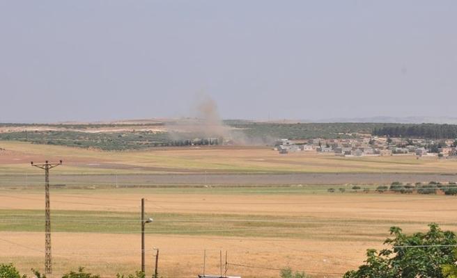 TSK: İki hudut karakoluna havan saldırısı düzenlendi