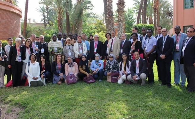 Türk nörologlardan Afrikalı hekimlere baş ağrısı tedavisi eğitimi