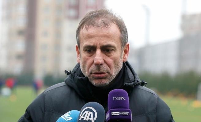 'Umarım Galatasaray maçıyla tekrar çıkışa geçeriz'