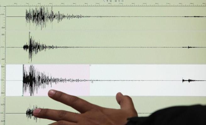 Van'da 4,2 büyüklüğünde deprem
