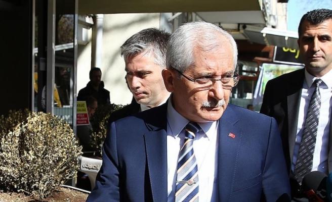 YSK Başkanı Güven: Ben siyasi değilim, hakimim