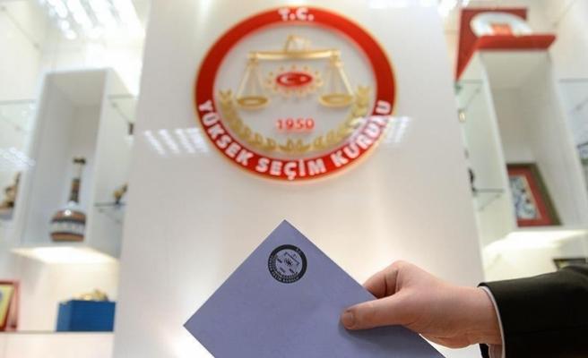 YSK'dan halk oylaması iptaline ilişkin başvurulara ret