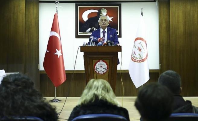 YSK Başkanı: Halk oylamasında 'evet' çıkmıştır