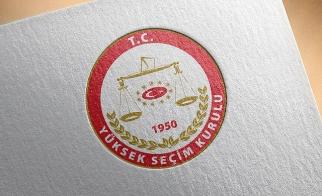 YSK'nın Teşkilat ve Görevleri Hakkında Kanun Teklifi kabul edildi