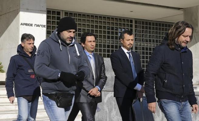 Yunanistan'a kaçan darbeci askerler için mahkeme süreci yeniden başlıyor