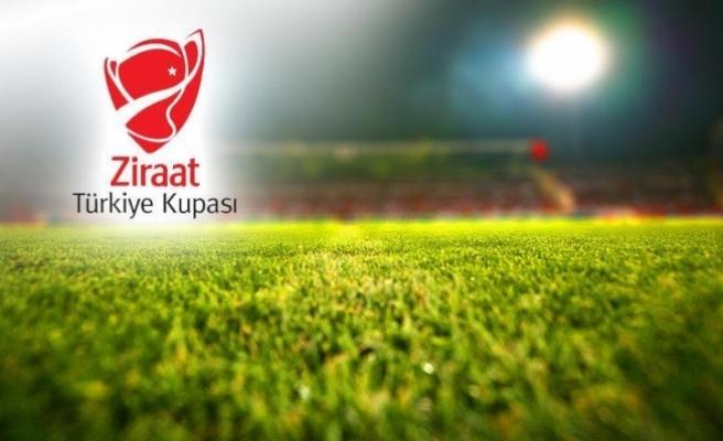 Ziraat Türkiye Kupası'nda dördüncü tur kuraları çekildi
