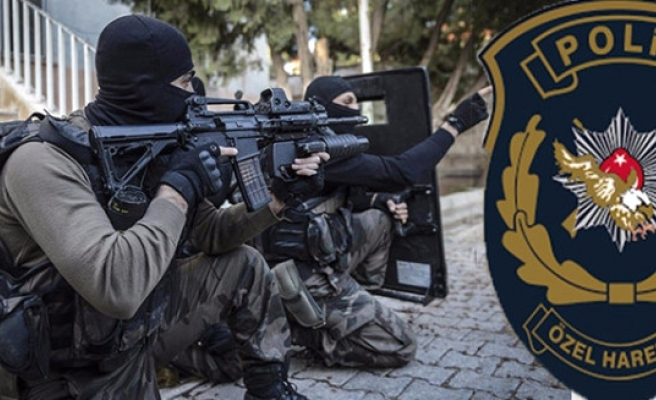 Hatay'da bombalı saldırı hazırlığındaki 5 terörist yakalandı