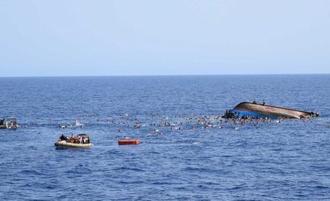 Akdeniz'de ölen sığınmacı sayısı bin 350'yi geçti