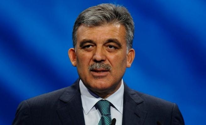 Abdullah Gül'den flaş kongre kararı