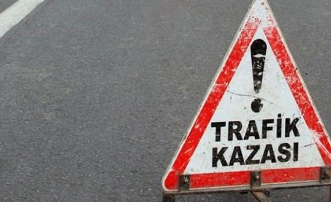 Balıkesir'de trafik kazası: 2 ölü, 1 yaralı