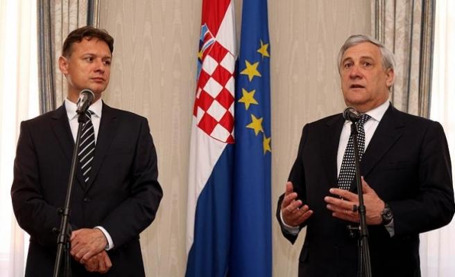 AP Başkanı Tajani: AB büyük meselelerle karşı karşıya