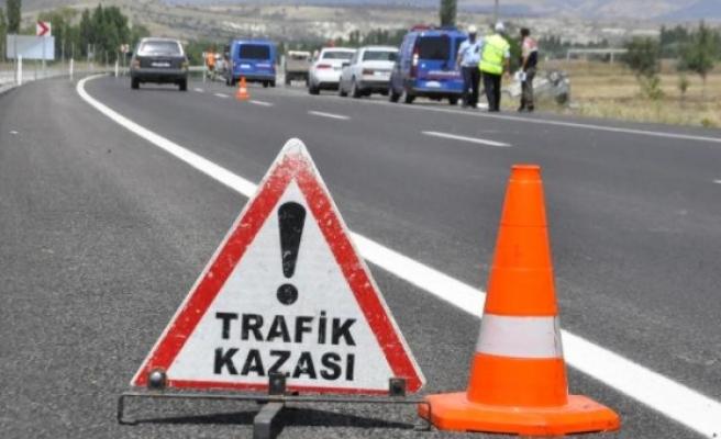 Mardin'de trafik kazası: 4 ölü, 13 yaralı