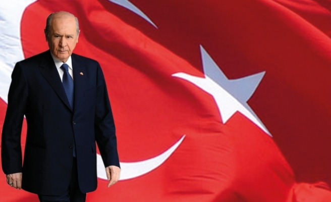 MHP Lideri Devlet Bahçeli'nin himayesinde, Osmaniye Vakfı kuruldu