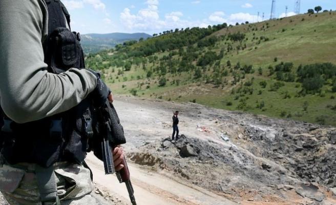 Bingöl'de 3 terörist etkisiz hale getirildi