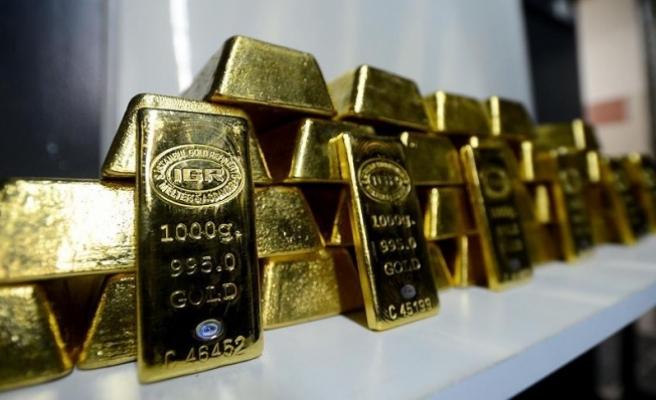 Altının kilogramı 143 bin 800 liraya geriledi