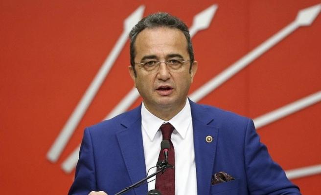 CHP'li Tezcan: OHAL şartlarında güven olmaz. Güvenin olmadığı yerlerde de ekonomik istikrarı sağlayamazsınız