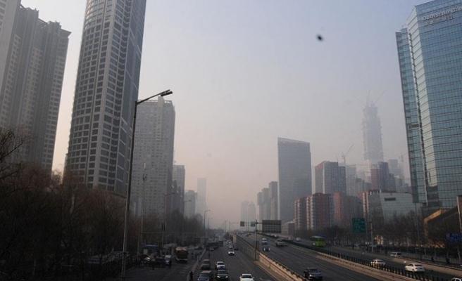 Çin'de hava kirliliği tehlikeli boyutlarda