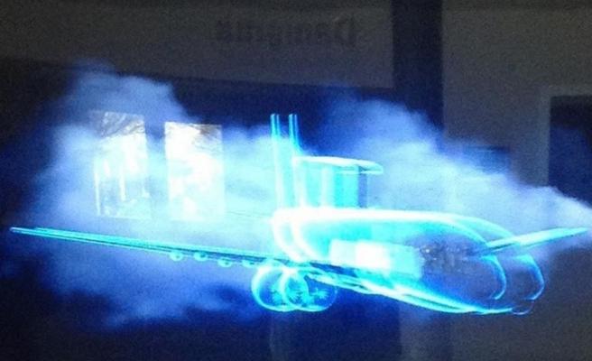 Dünyanın en ince hologramı üretildi