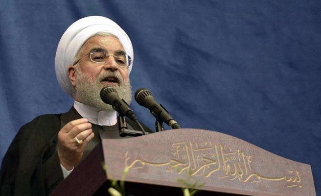 İran'da seçimin galibi Hasan Ruhani