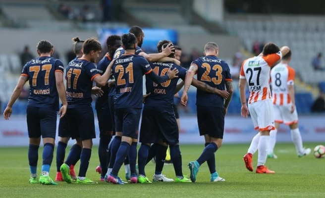 Medipol Başakşehir, Club Brugge maçına hazır