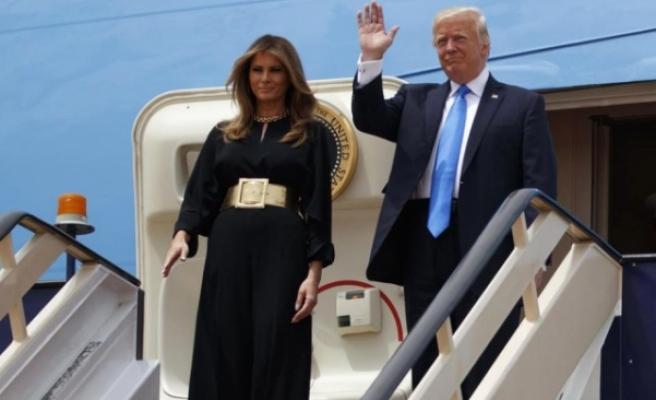 Melenia Trump yine ülke gündemine oturdu