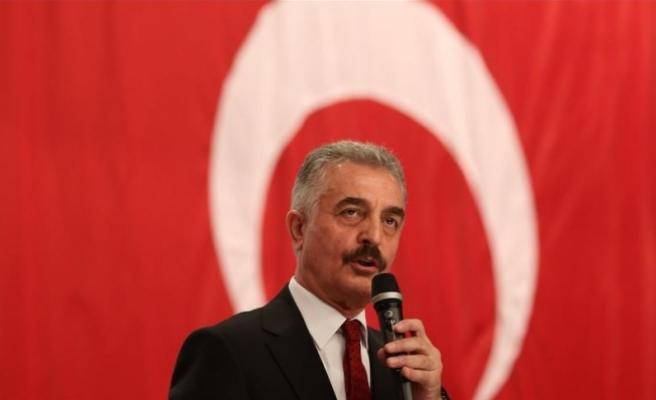 """MHP'li Büyükataman: """"Ülke Ve Ülkü Yolunda Serdengeçen Yiğitlerin Adı Yaşatılmalı"""""""
