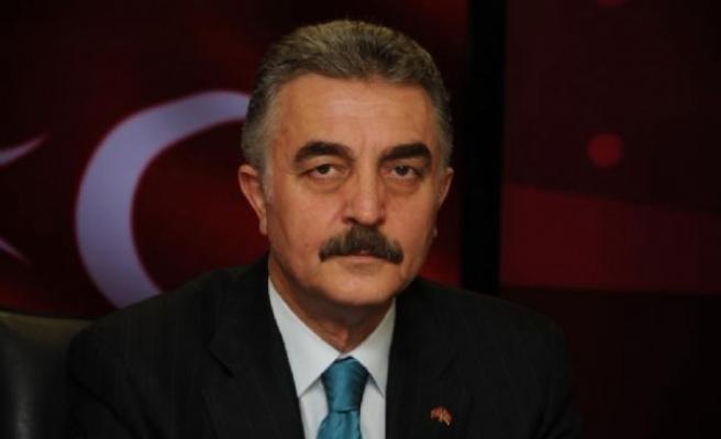 MHP'li Büyükataman: Türkmenleri çaresizliğe terk etmeyeceğiz
