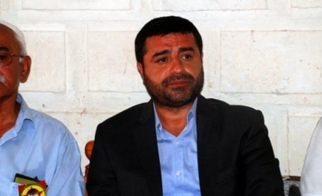 HDP Eş Genel Başkanı Demirtaş hakkında fezleke
