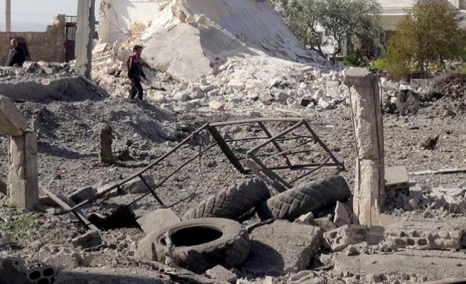 Suriye'de son 6 ayda 5 bin 381 sivil öldü
