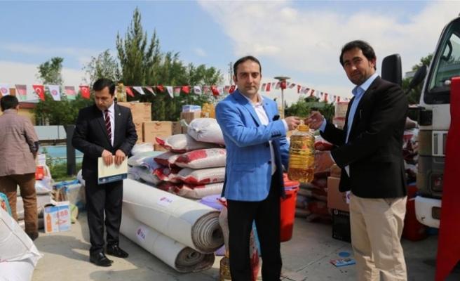TİKA'dan Afganistan'daki eğitim merkezlerine destek