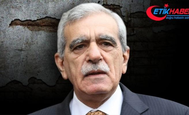 Ahmet Türk: CHP'nin adalet yürüyüşüne Kandıra'dan katılacağım