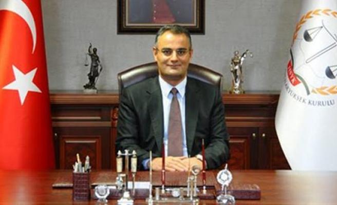 Eski Adalet Bakanlığı Müsteşarı Erdem Ankara Adliyesinde