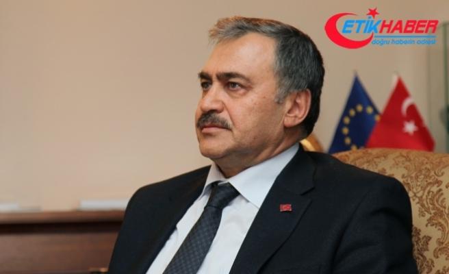 Eroğlu: Hedefimiz çiftçiye yılda bir milyar lira ek gelir sağlamak