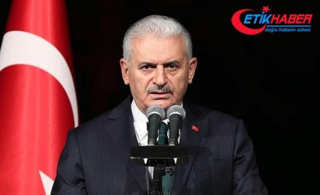 Yıldırım: Avrupa, Türkiye'ye elinden gelen zorluğu göstermeye devam ediyor