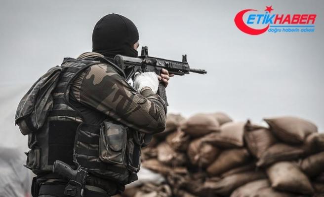 Bingöl'deki terör operasyonu 5 terörist etkisiz hale getirildi
