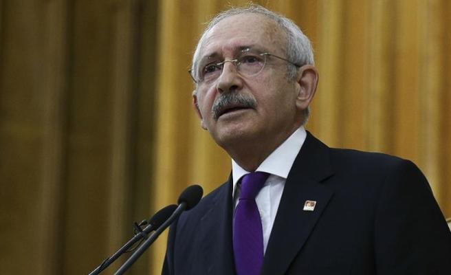 CHP Genel Başkanı Kılıçdaroğlu: Teröre nasıl lanet okumayız