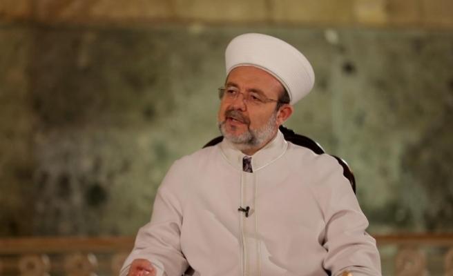 Diyanet İşleri Başkanı Görmez: Kur'an kurslarımızda yeni bir dönem başlattık