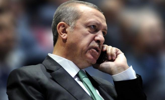 Cumhurbaşkanı Erdoğan, Katar Emiri Al Sani'yle görüştü