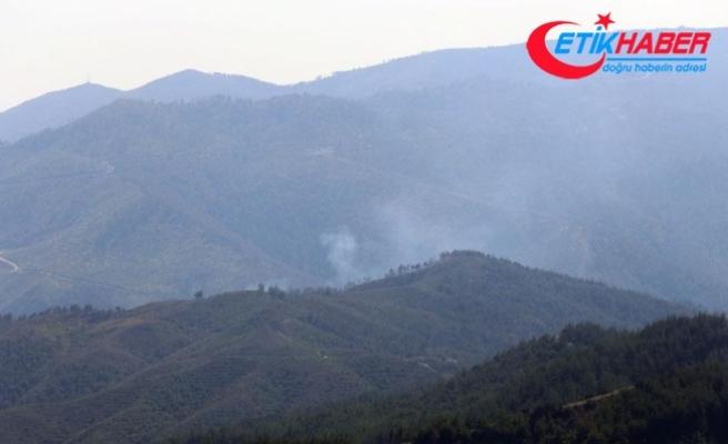 Esad güçleri, Türkmendağı'nı vurdu