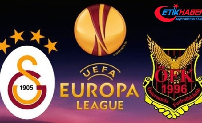 Galatasaray'ın ilk resmi maçının kanalı belli oldu