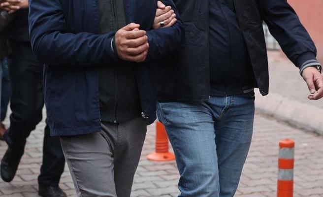 Aydın merkezli operasyonda FETÖ'den 8 kişi tutuklandı