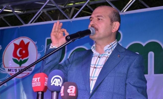İçişleri Bakanı Soylu: Çocuklarımızın hesabını sormak boynumuzun borcu
