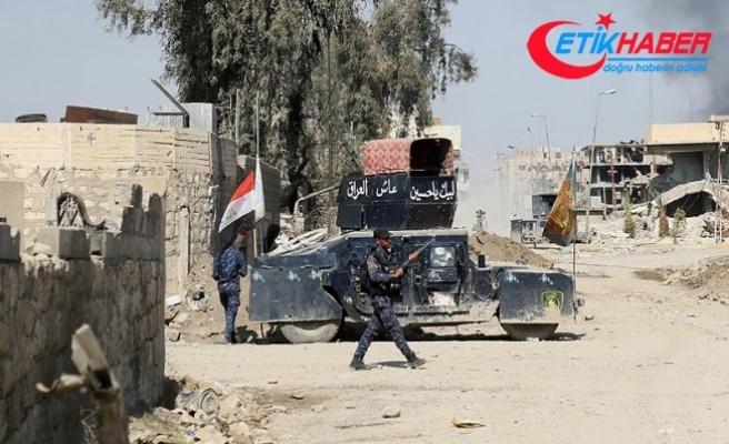 Irak güçleri DEAŞ'ın havaya uçurduğu camiye girdi